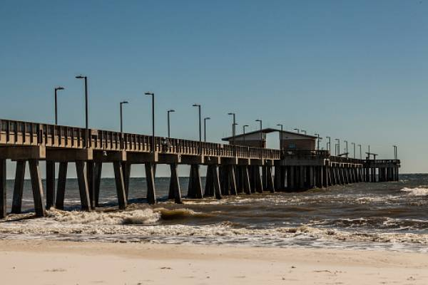 Gulf State Park in gulf shores alabama