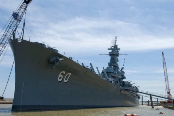 USS Alabama ship